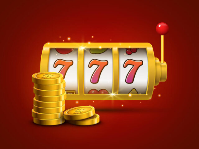 All About Online Casino Slots