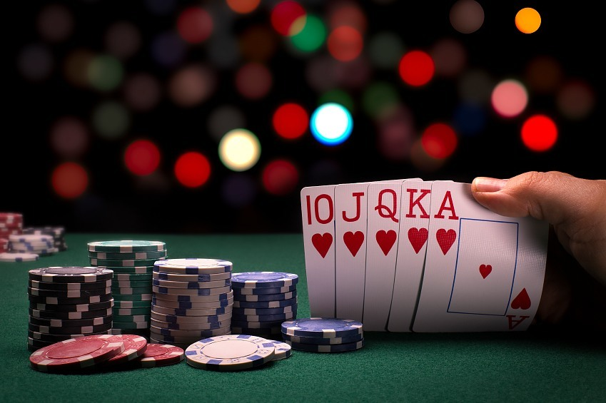 Keep away from The highest 10 Mistakes Made By Beginning Casino.